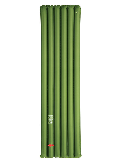 Ferrino 6 Tube Luftmatratze grün